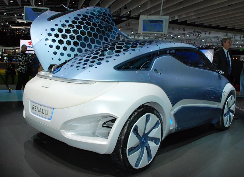 Renault zoe autosmr