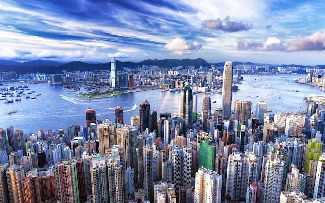 Megacity Hong Kong
