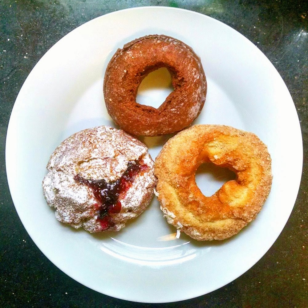 amazing donuts from Mike's Donuts
