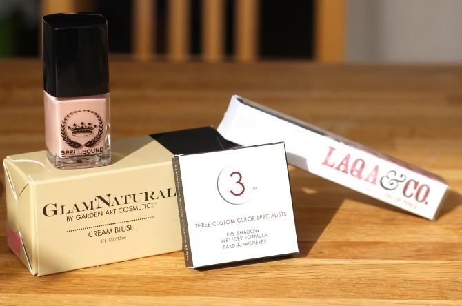 March wantable makeup box
