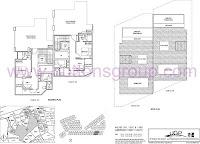 Whitley Residences 1st Floor Floor Plans