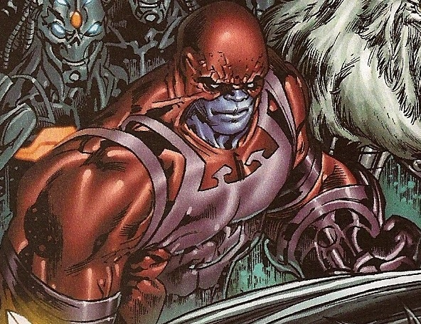 comic book brain splatter guardians of the galaxy meet