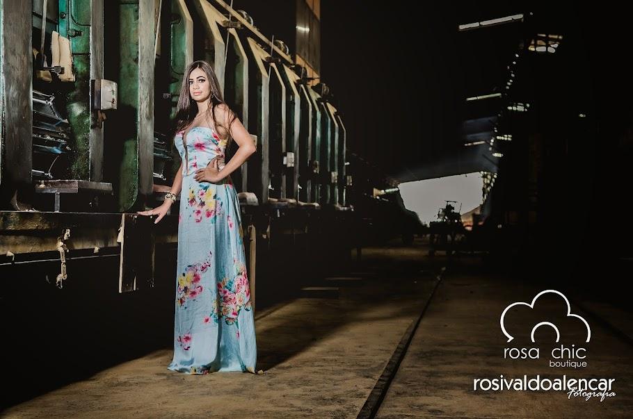 Beatriz Soares para Rosa Chic