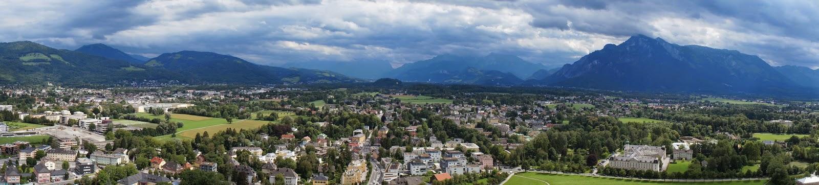 Панорама-Австрия