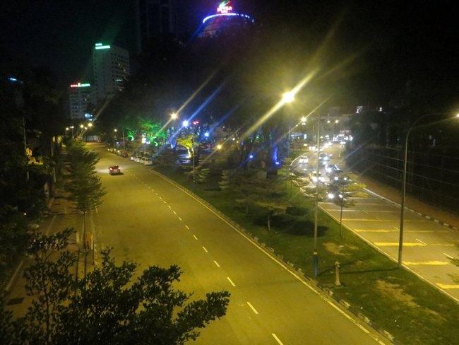 Ночные дороги