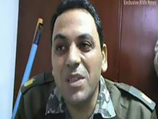 قناة الجزيرة الفضائية ..الإفراج عن الضابط أحمد شومان وضباط حركة 8إبريل