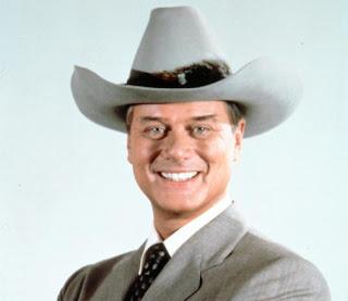 Larry Hagman - J.R. Ewing