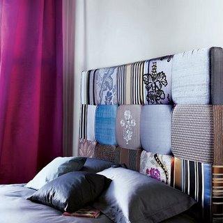 PATCHWORK EN EL DORMITORIO by dormitorios.blogspot.com