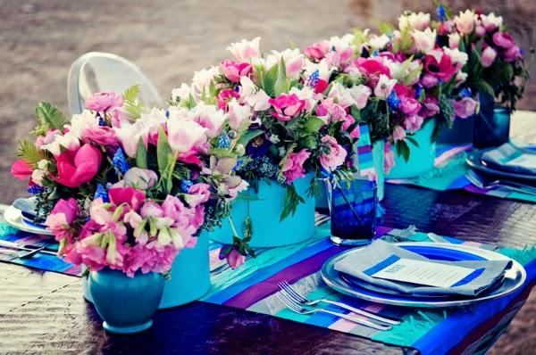 цветове за сватбено тържество