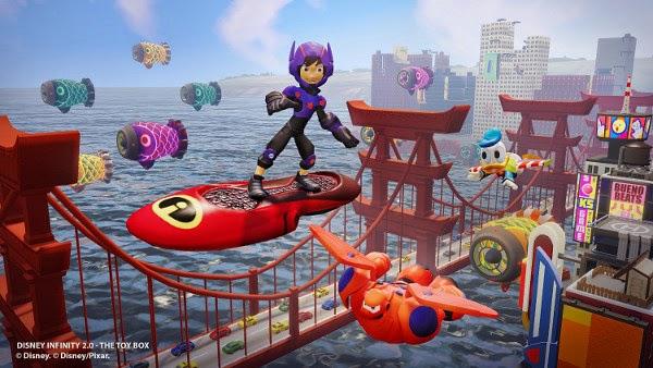 TOYS : JUGUETES - DISNEY Infinity 2.0  Figura Hiro : Big Hero 6 |  Muñeco | Disney Originals  Videojuegos | Producto Oficial | A partir de 7 años  Xbox One, PlayStation 4, Nintendo Wii U, PlayStation 3, Xbox 360  Disney | 7 noviembre 2014