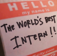 How to be a good intern