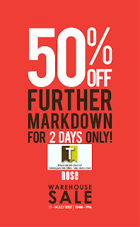 Nose Warehousesale Further Markdown