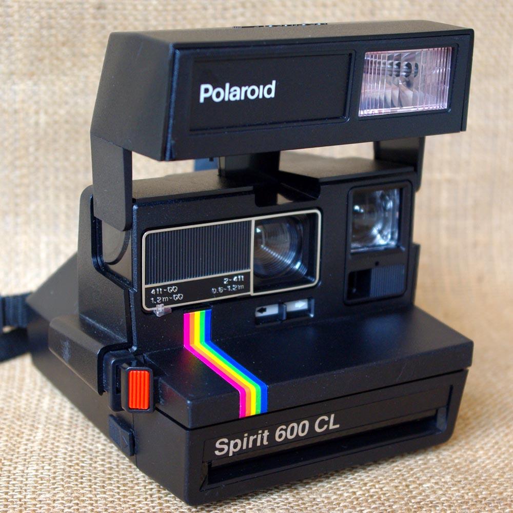 il blog di carmela polaroid spirit 600 cl 1980. Black Bedroom Furniture Sets. Home Design Ideas