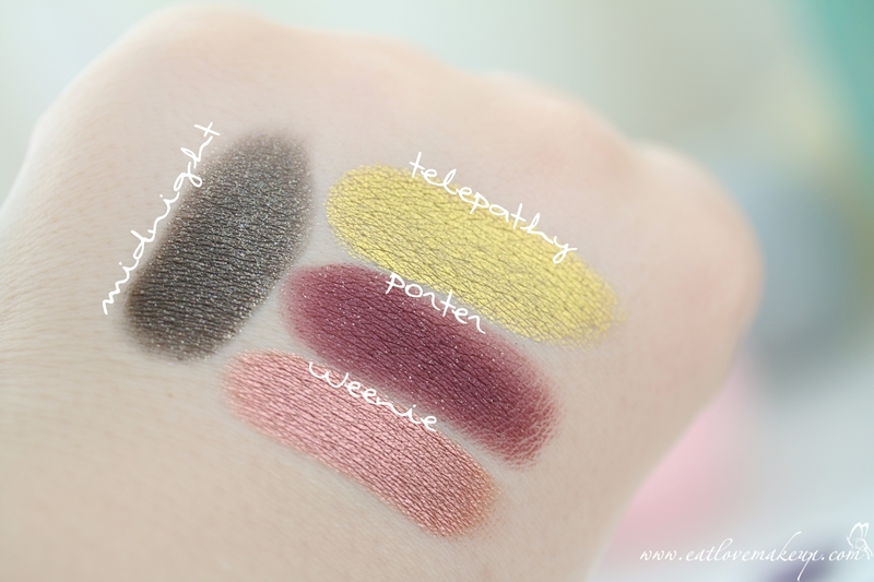 ColourPop Where The Night Is