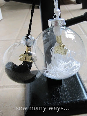graduation tassel ornament