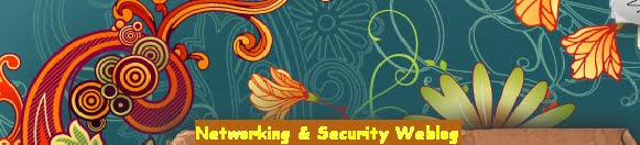 Networking  &amp; Security Weblogs