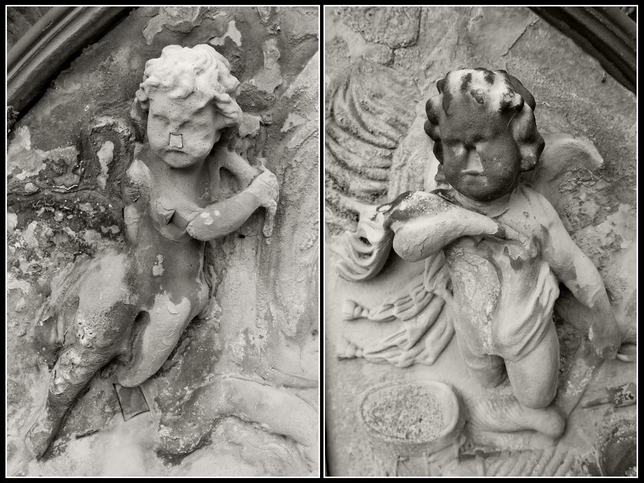 Spring Grove Cemetery; Cemetery; Graveyard; Tombstone; monument; mausoleum; Cincinnati; Autumn; Chreubs