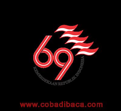 Download Logo Hut Ri Ke 69 Format Coreldraw Indranesia Blog