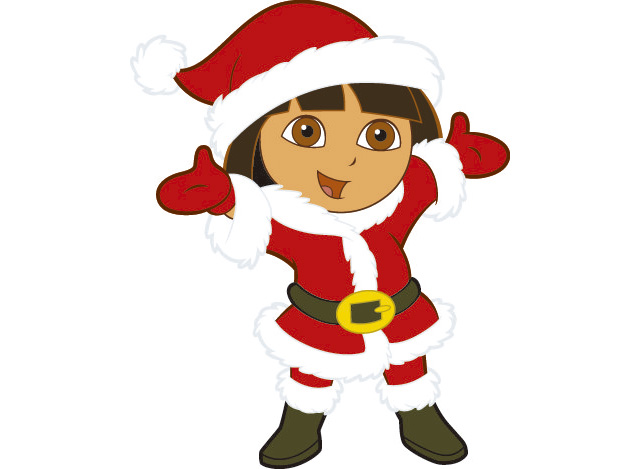 Dora la exploradora navidad - Imagui