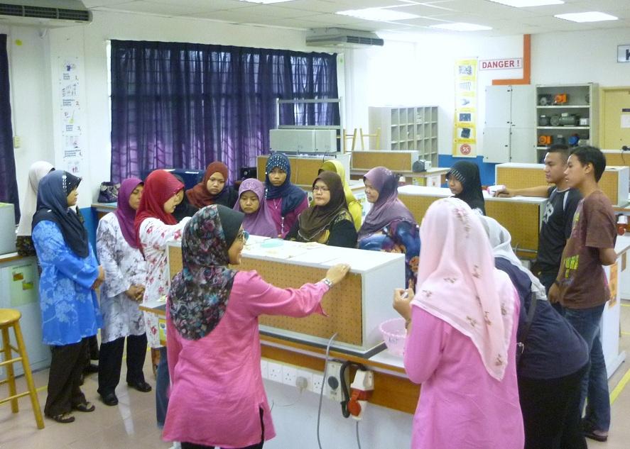 Kolej Komuniti Kuala Langat at Kolej Komuniti Kuala