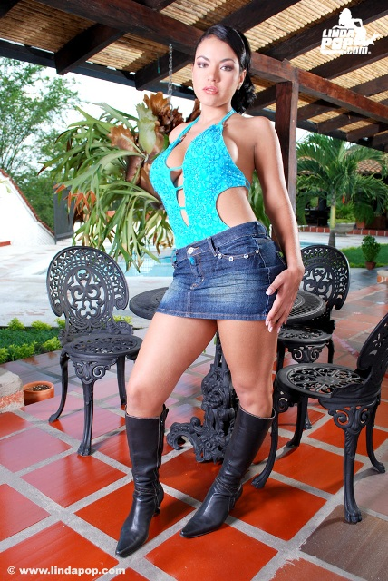 Lina Elizalde Modelo Lindapop Reviewed By Denna Dzant On Rating