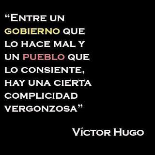 frases de Victor Hugo