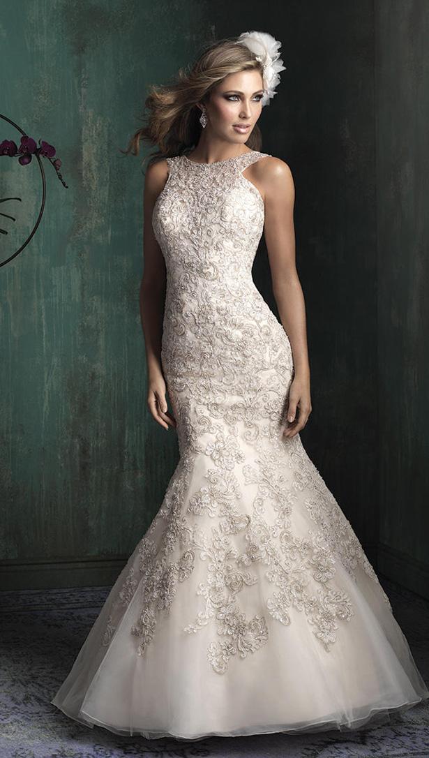 Lindos vestidos de novias | Colección Allure Couture