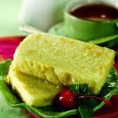 Cara membuat Cake kukus jagung manis