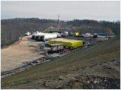 Fracking in Doddridge County, WV