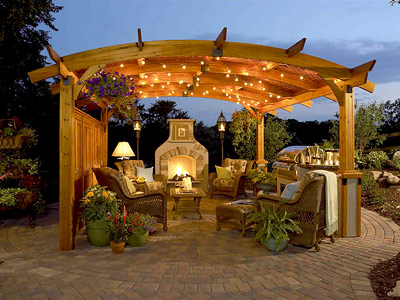 Entertaining Al Fresco: The Perfect Outdoor Space ‹ Landmark ...