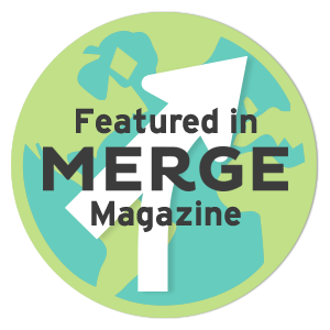 Featured Writer in MERGE Magazine
