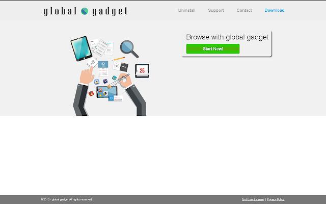 Global gadget adware