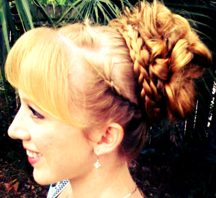 Braids hairstyles for super long hair grecian updo a serious grecian updo a serious favorite of mine pmusecretfo Image collections