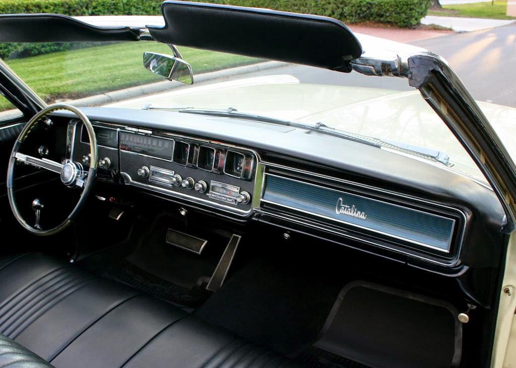 All American Classic Cars: 1966 Pontiac Catalina 2-Door ...
