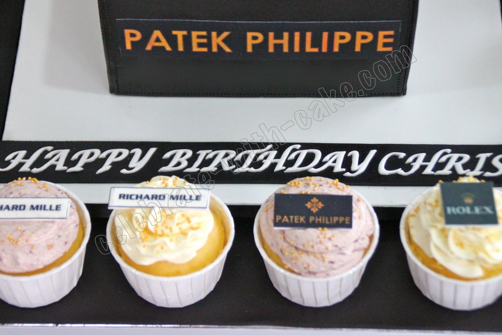 Patek Philippe Topper Cake