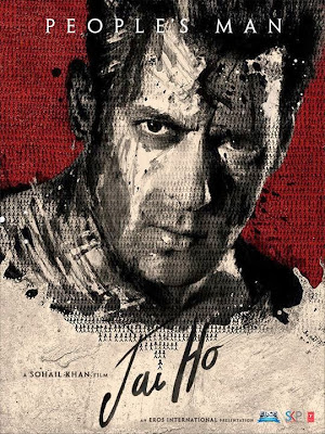 Jai Ho Movie Poster First Look of Salman Khan