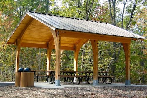 Backyard Pavilion Ideas pavilion backyard ideas in nj ny md de Rustic Pavilion Plans Design Details Outdoor Spaces Design Outdoor Rooms Builder Outdoor Kitchen Ideas Pinterest Pavilion