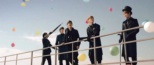 SHINee 1000 Days, Always By Your Side mv preview screencap 121122