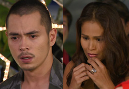 Jake Cuenca to be revealed as Iza Calzado's rapist in Kahit Puso'y Masugatan; the show is now on its last 3 weeks