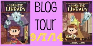 The Haunted Library Blog Tour