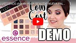 ¿ESSENCE CLON DE HUDA BEAUTY?
