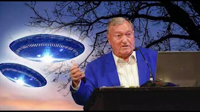 Συγγραφέας υποστηρίζει ότι οι εξωγήινοι θα επιστρέψουν στη γη σε δύο δεκαετίες! [Βίντεο]