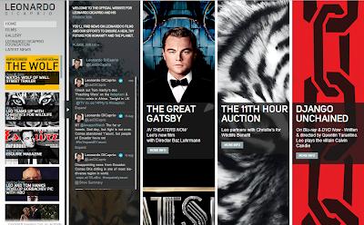 Top 10 celebrities websites for inspiration