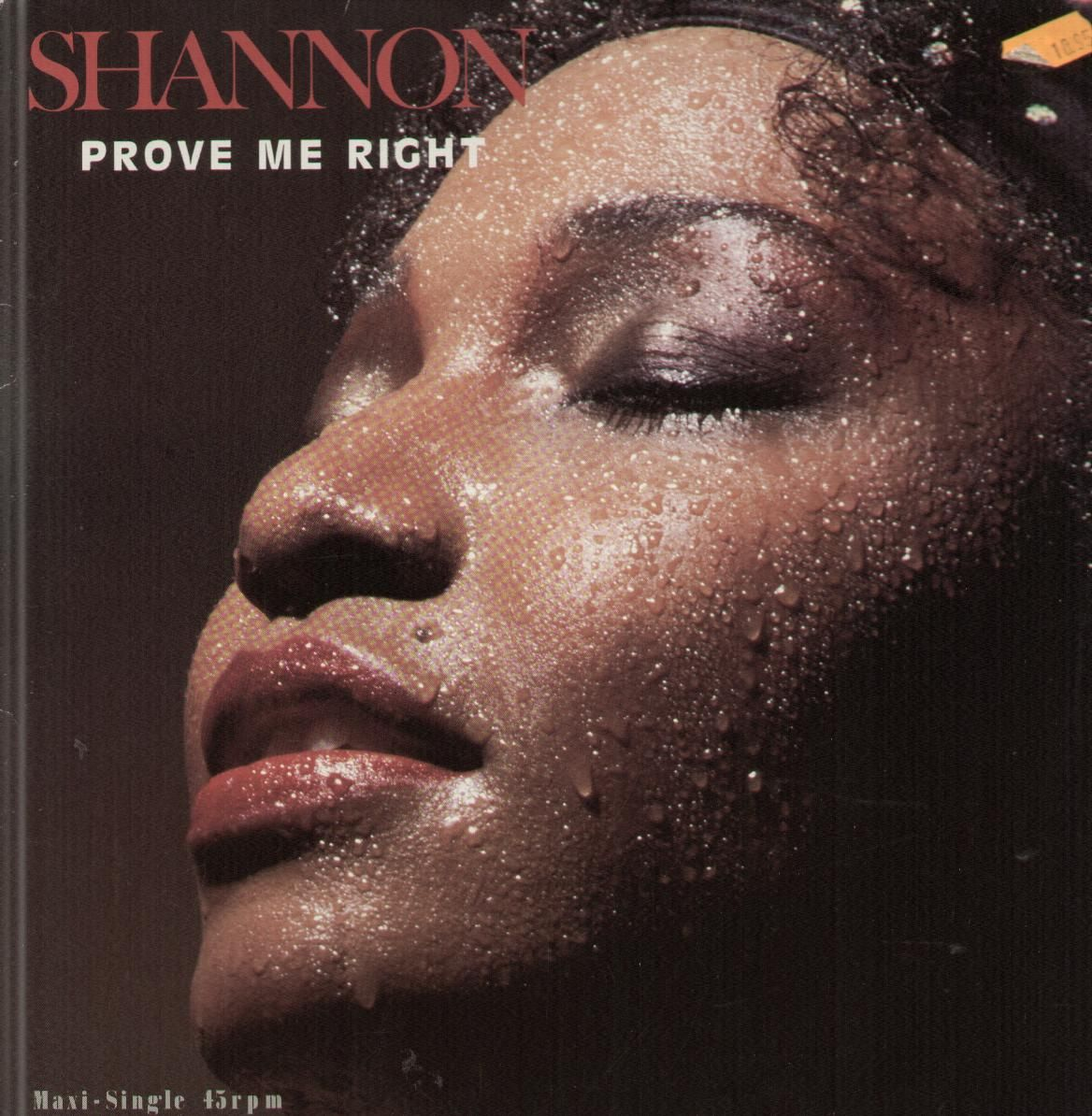 shannon black singles Remembering shannon, rené de bruin here describes his career and lists his   this resulted in the album drop down and get me, and a couple of singles that   music plays on / best days of my life / black is black / broken down angel.