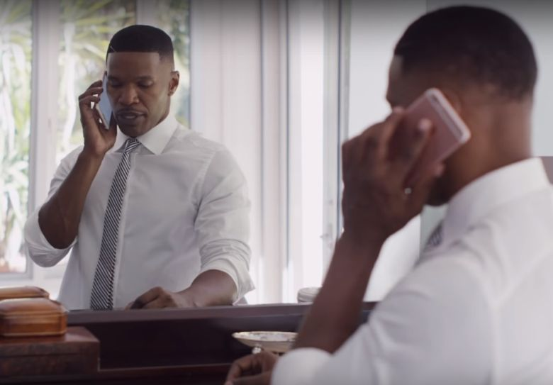 Jamie Foxx Shows Off Siri's Capabilities In New iPhone 6s Ads For Apple