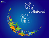 #5 Eid Mubarak Wallpaper
