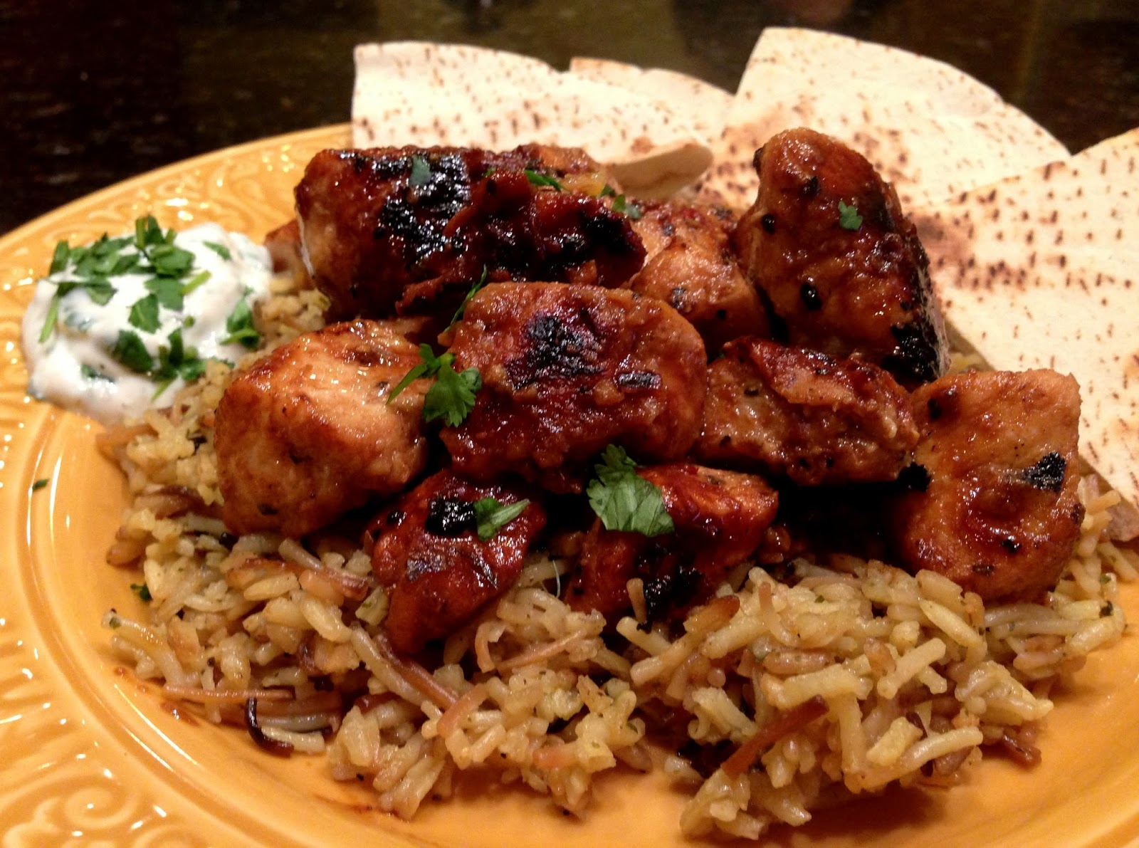 Cooking and Entertaining with Leah: Tandoori Chicken with ...