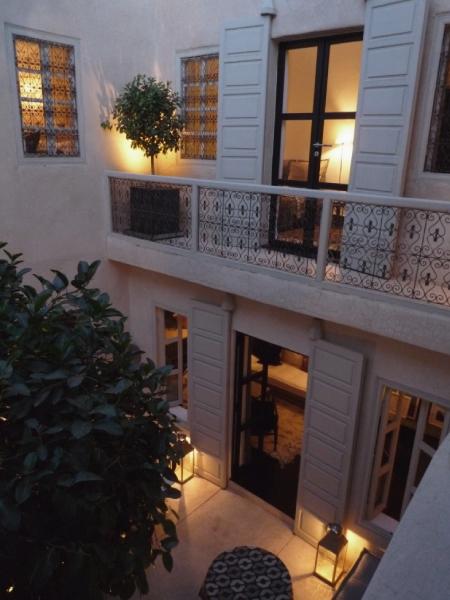 Un moderno Riad  Blog di arredamento e interni - Dettagli Home Decor