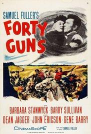 Watch Forty Guns Online Free 1957 Putlocker