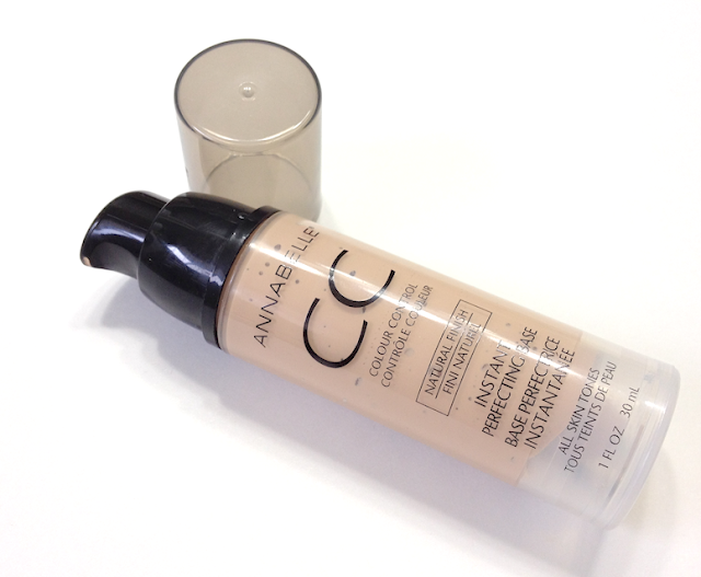 Annabelle CC Colour Control Instant Perfecting Base CC Cream